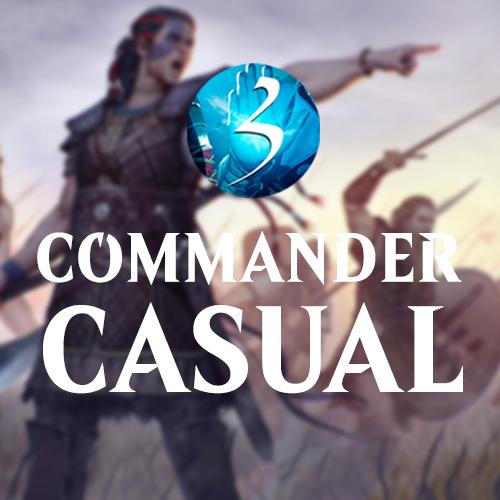 Jueves de Commander Casual