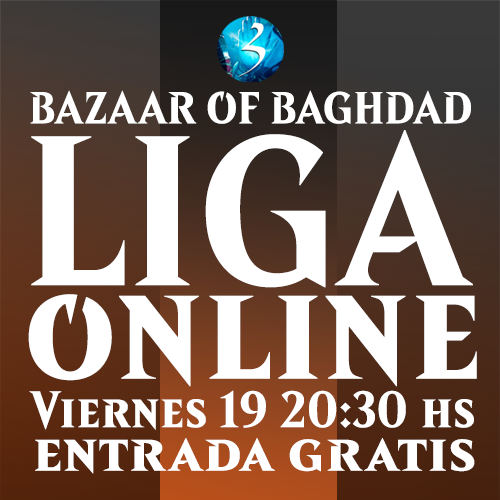 Bazaar of Baghdad Liga Online
